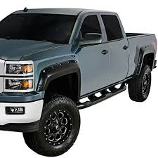 100 Wheel Flares For Trucks Silverado Rivet Style Fender Set 6680 Bed Length