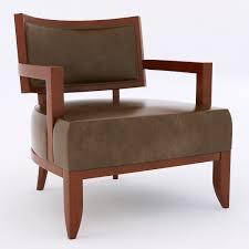 100 Contemporary Armchair 3D Model Contemporary Armchair CGTrader