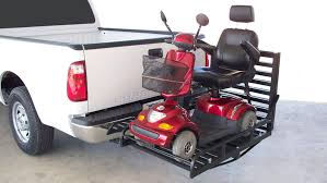 100 Hitch Truck Great Day MightyLite Scooter Carrier Receiver Scooter
