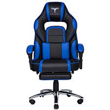 Reclining Gaming Chair With Footrest by Amazon Com Topsky High Back Racing Style Pu Leather Computer
