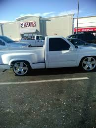 100 Chevy Stepside Truck For Sale 93 Single Cab Stepside Custom Work All Around The Truck And