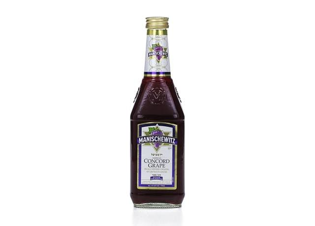 Manischewitz Wine, Concord Grape, American - 750 ml