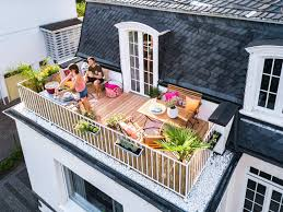 balkon neu gestalten tipps zur verschönerung obi