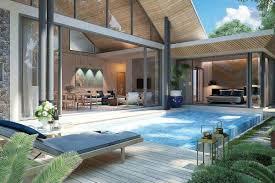 100 Houses In Phuket 3 Bedroom Pool Villa For Sale In Thalang Thai