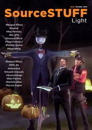 Tf2 Halloween Maps 2012 by Sourcestuff Light Particles Edition English By Witchyyy Issuu