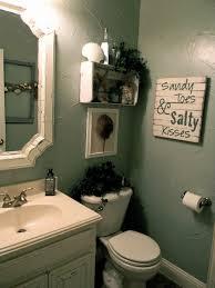 Beach Themed Bathroom Decorating Ideas by Bathroom Enchanting Half Bath Decorating Ideas Small Half