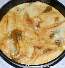 cuisiner des blancs de poulet recette blancs de poulet au maroilles sur recoin fr