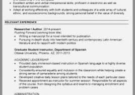 Resume Examples For Preschool Teacher Assistant Unique Sample Page 1 Teaching Business
