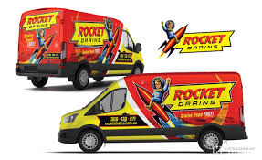 Vehicle Wrap Design For Rocket Drains. - NJ Advertising Agency, NJ ... Explore Hashtag Truckwraps Instagram Photos Videos Download Vehicle Wraps And Screen Prting By Fasttrac Designs Phx Truck 5 Reasons Theyre Great For Your Business Viking Logos Bds Suspension Kits Wake Graphics 3d Truck Wrap Design David Bavati Side Advertising Etc Car From Color X Farmingtruckwrapdesign Fierce Food Cart Wrapping Nj Nyc Max This Plumbing Heating Air Electrical Wraps That Are Designed Your Success Full Vehicle Wraps Category Cool Touch Get Wrapped