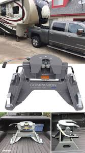 Check Out The B&w Companion Dual Jaw Oem Fifth Wheel Hitch For The ...