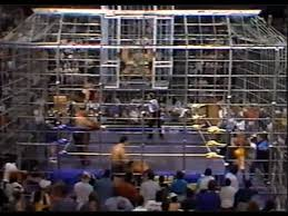 Halloween Havoc 1995 Osw by Wcw 1991 Chamber Of Horrors Match Wcw Halloween Havoc 1991 Youtube