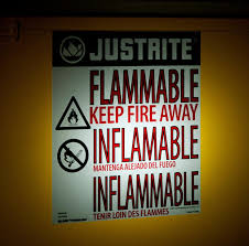Flammable Cabinets Osha Regulations by Justrite Manufacturing 894500 Yellow 18 Gauge Cr Steel Sure Grip