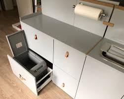 cervan ausbau ikea küche modul transporter