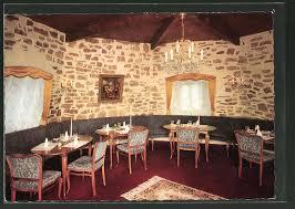 ak bad oeynhausen lohe cafe restaurant windmühle innenansicht