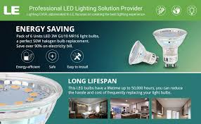 le led gu10 50w le gu10 led bulbs 50w halogen bulbs equivalent 3w 350lm 120