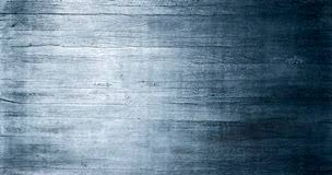 Blue Wood Metallic Texture Background A Rustic Banner With Tones Royalty
