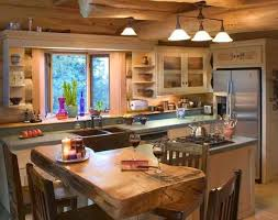 Rustic Kitchen Remodel Ideas For Small Kitchens Work Big Function In Plans