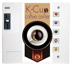 Seaga K Cup Coffee Center Vending Machine