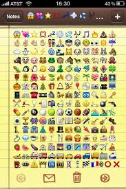 How to Enable Emoji Icons OS 3 0