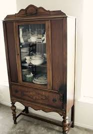 Painted China Cabinet Ideas Remodel Ideas 1000 About Old