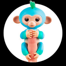 Fingerlings Baby Monkey Charlie Interactive Toy Cheap