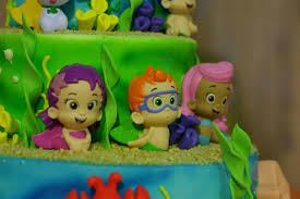 Bubble Guppies Cake Toppers by Bubble Guppies Cake Decorations 100 Images Bubble Guppies