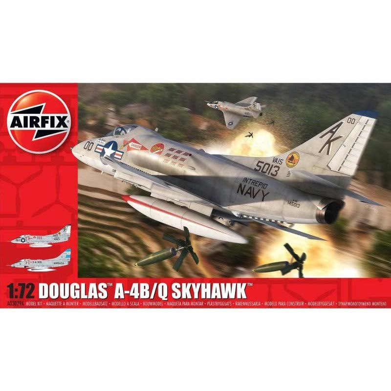Airfix Douglas A4 Skyhawk 1 72 Aircraft Model Kit