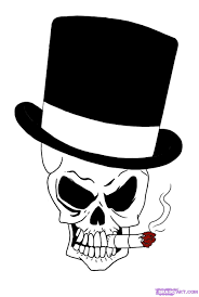 Tattoo Simple Skull 10 How To Draw A Head Design Step 6 1 000000004501 5