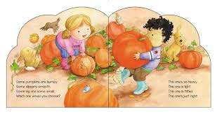 Pumpkin Patch Parable Craft by Amazon Com Pumpkin Patch Blessings 0025986758196 Kim Washburn