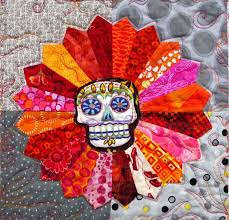Halloween Express Paducah Ky 2015 by 87 Best Dia De Los Muertos Quilts Images On Pinterest Skulls