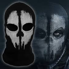 Payday 2 Halloween Masks Unlock by Cod Ghost Mask Unlock Photo Album Halloween Ideas