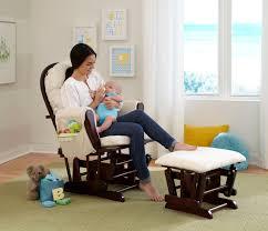 Light Grey Rocking Chair Cushions by Amazon Com Stork Craft Hoop Glider And Ottoman Set Cherry Beige