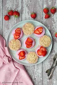 götterspeise cheesecake muffins