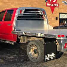 AL RD Truck Bed For Sale | Aluminum | CM Truck Beds