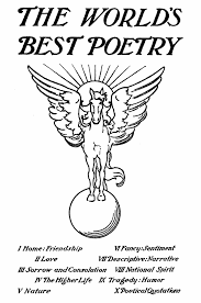 The Project Gutenberg EBook Of Worlds Best Poetry VOLUME 3 By