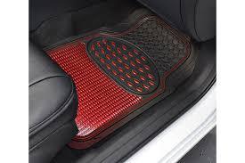 Car Floor Mats by Proz Aa Mt 614 Rd Proz Metallic Floor Mats Free Shipping