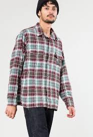 100 Toby Long Rusty Mens Sleeve Shirt Evergreen Rusty Australia