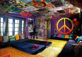 Groovy Funky Retro Bedroom Pictures