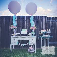 Romantic Wedding Dessert Table Austin