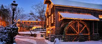 Christmas Tree Shop Downingtown Pa by Peddlers Village