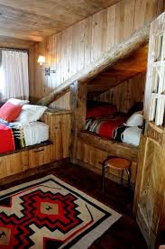 Rustic Bunk Room By Peace Design Love That Cozy Sleeping Nook