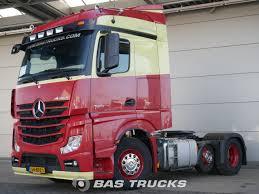 Mercedes Actros 2342 LS Tractorhead Euro Norm 6 €39900 - BAS Trucks