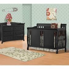 Storkcraft Dresser Change Table by Storkcraft 2 Piece Nursery Set Verona Convertible Crib And