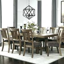 Dining Room Table Sets 9 Piece Lovely
