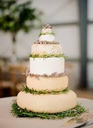 21 Cheese Wheel Cake