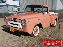 1958 International A-100 1/2 Ton • Old International Truck Parts