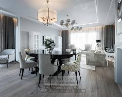 modern deco interior house and apartment dining room design photos of interiors by