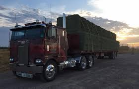 Zach Beadle's 1976 Peterbilt Cabover He Won't Soon Sell