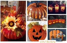 Dryer Vent Pumpkins Tutorial by Diy Alternative Pumpkins Crafts For Halloween Not Real