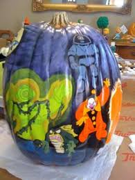 Scooby Doo Pumpkin Carving Stencils Patterns by Ooh What A Great Painted Pumpkin Scoobydoo Pinterest Scooby